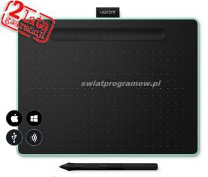 Tablet Wacom Intuos M pistacja CTL6100 WLE-N