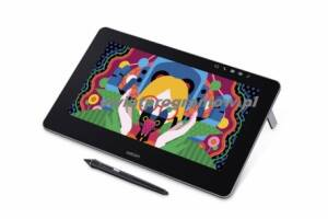 Tablet Wacom CINTIQ 13 HD TOUCH DTH-1320A-EU - WACOM LINK PLUS