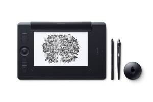 Tablet Wacom INTUOS PRO MEDIUM PAPER PTH-660P-N